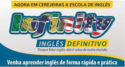 Infinity Ingles Definitivo Cerejeiras RO